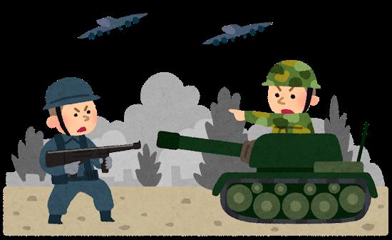 第二次世界大戦の日本軍はどのくらい強かったの????