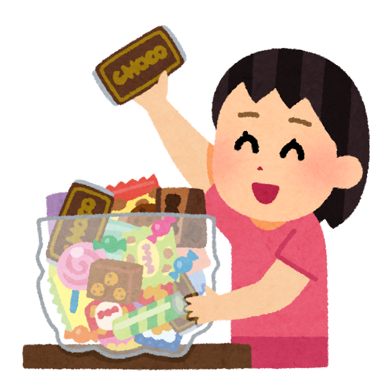 昔あった変なお菓子
