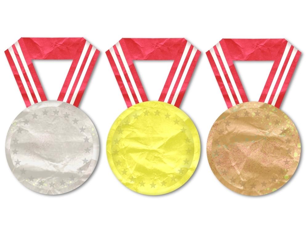 【画像】金メダルの原価がこちらですwwwwwwww