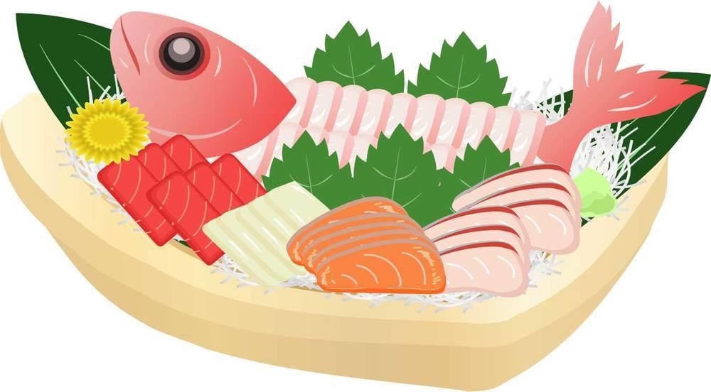 【命題】なぜ刺身でご飯は食えないのに、寿司だと食えるのかwwwwwwww