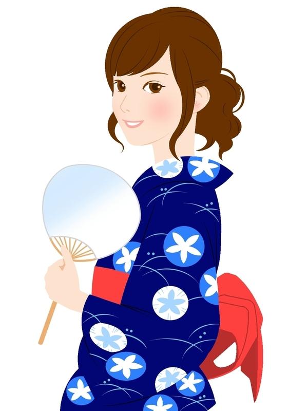 【画像】現代日本における和服の最大の敵はコイツwwwwwwwwwwwwwwwwwwww