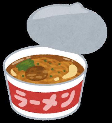 カップ麺の付属のタレだけどwwwwwwwwwwwwww