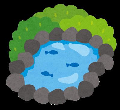 梅花藻が水中の花畑ですwwwwwwwwwwwww