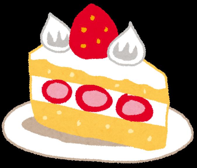 【飯テロ画像】ケーキの切れ端弁当、マジ弁当wwwww